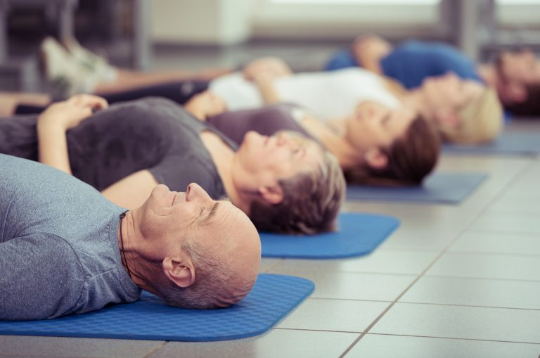 yoga as a complementary therapy